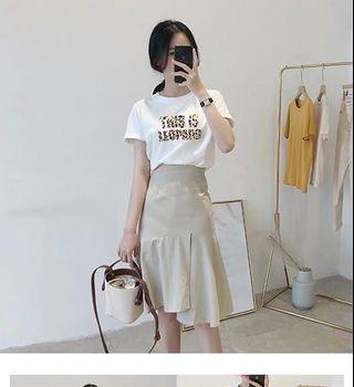 🚚 套裝(衣服+裙子)