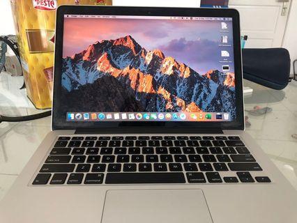 "Macbook Pro 13"" Early 2015 256GB"