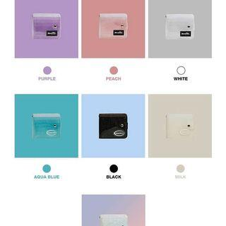 OFFICIAL AlmostBlue Twinkle Jelly Wallet