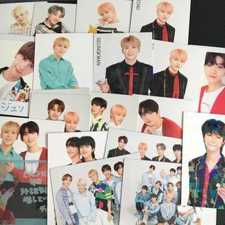 [Clearance sale!] Official Seventeen 2018 Ideal Cut Concert in Japan Trading Card