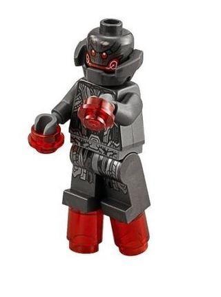 Lego marvel 76031 ultron prime 連配件