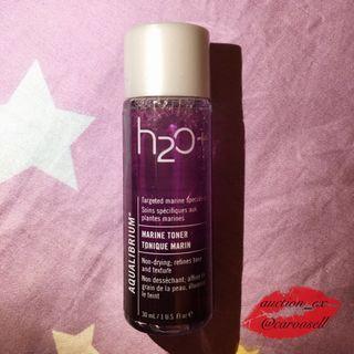 H2O海洋敏感修護保濕爽膚水!