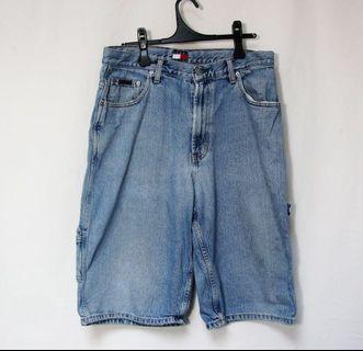 90'S Tommy Jeans Denim Shorts