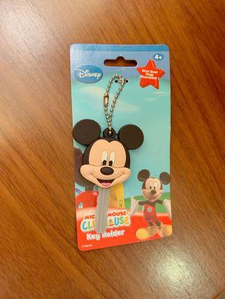 (Free Shipping) Mickey Mouse key chain