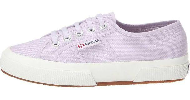 Superga Purple Lilla 2750 Cotu Classic Size 37