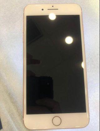 Iphone 8 Plus silver 銀 64GB 99% new