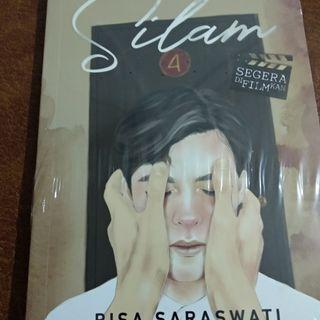 Novel Silam by Risa Saraswati