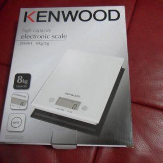 Kenwood DS401  電子磅DS401  --抽獎禮品