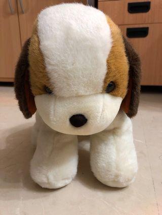 Beautiful soft toy dog - take me home!