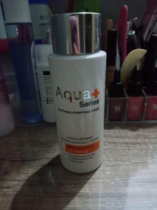 Aqua+ Soothing-Purifying Toner