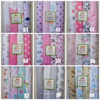 💌FREE MAILING 💌Baby Swaddle 4in1 pack