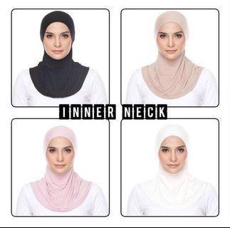 Inner neck/ninja
