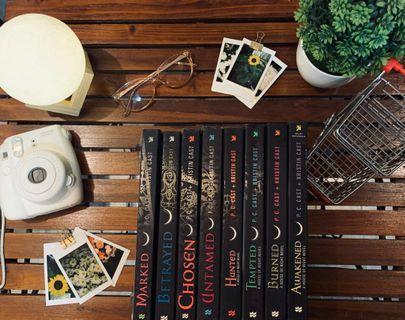 [Bundle] House of Night Series (Books 1-8)