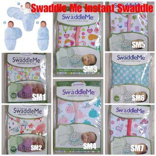 💌FREE MAILING💌Swaddle Me Instant Swaddle