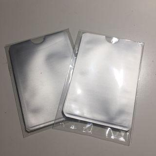 RFID CARD PROTECTION SLEEVE