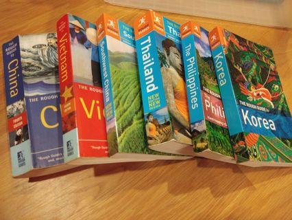 Rough Guides Travel Books