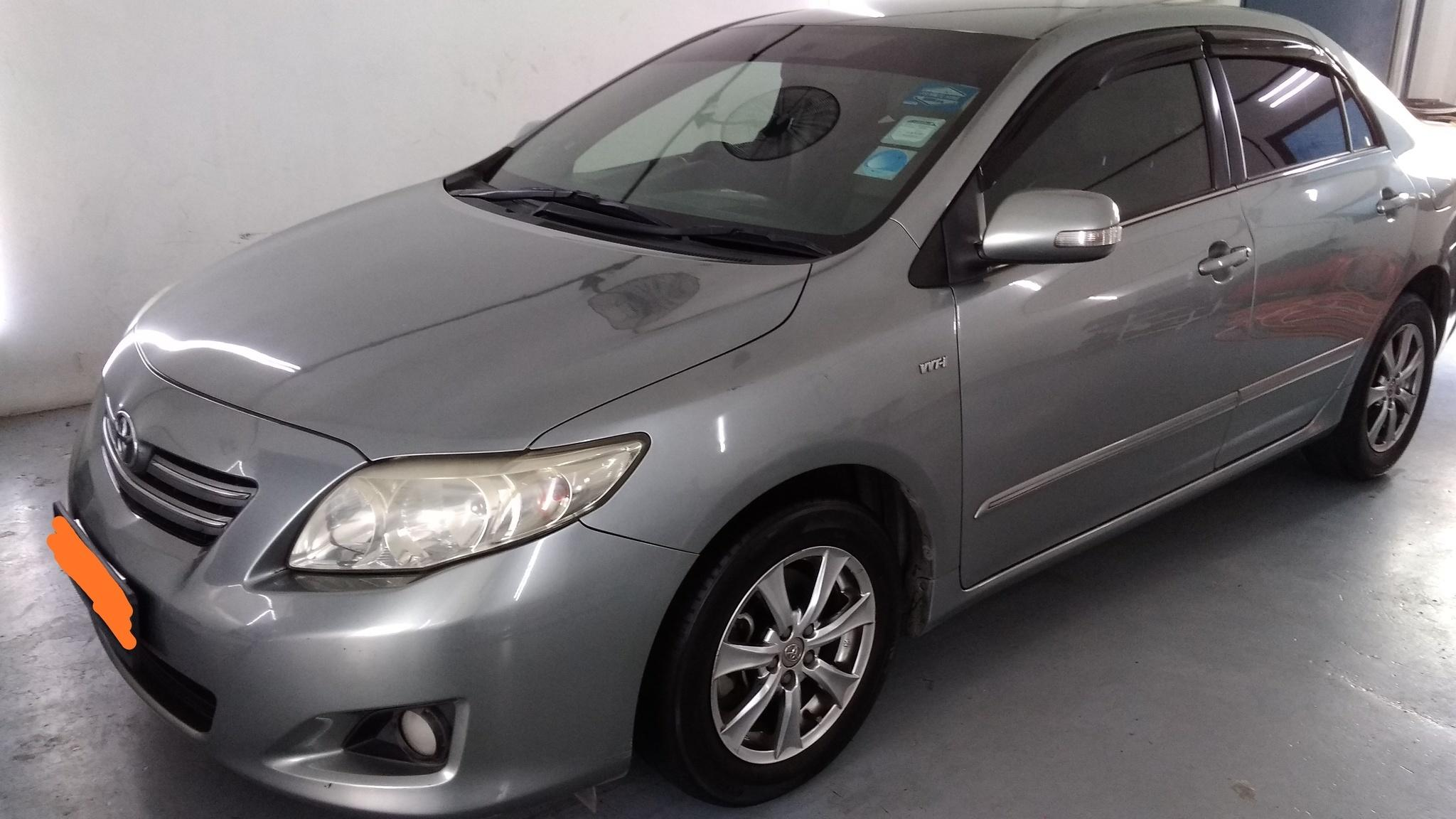 3-Month PHV Contract Toyota Altis $350/Week