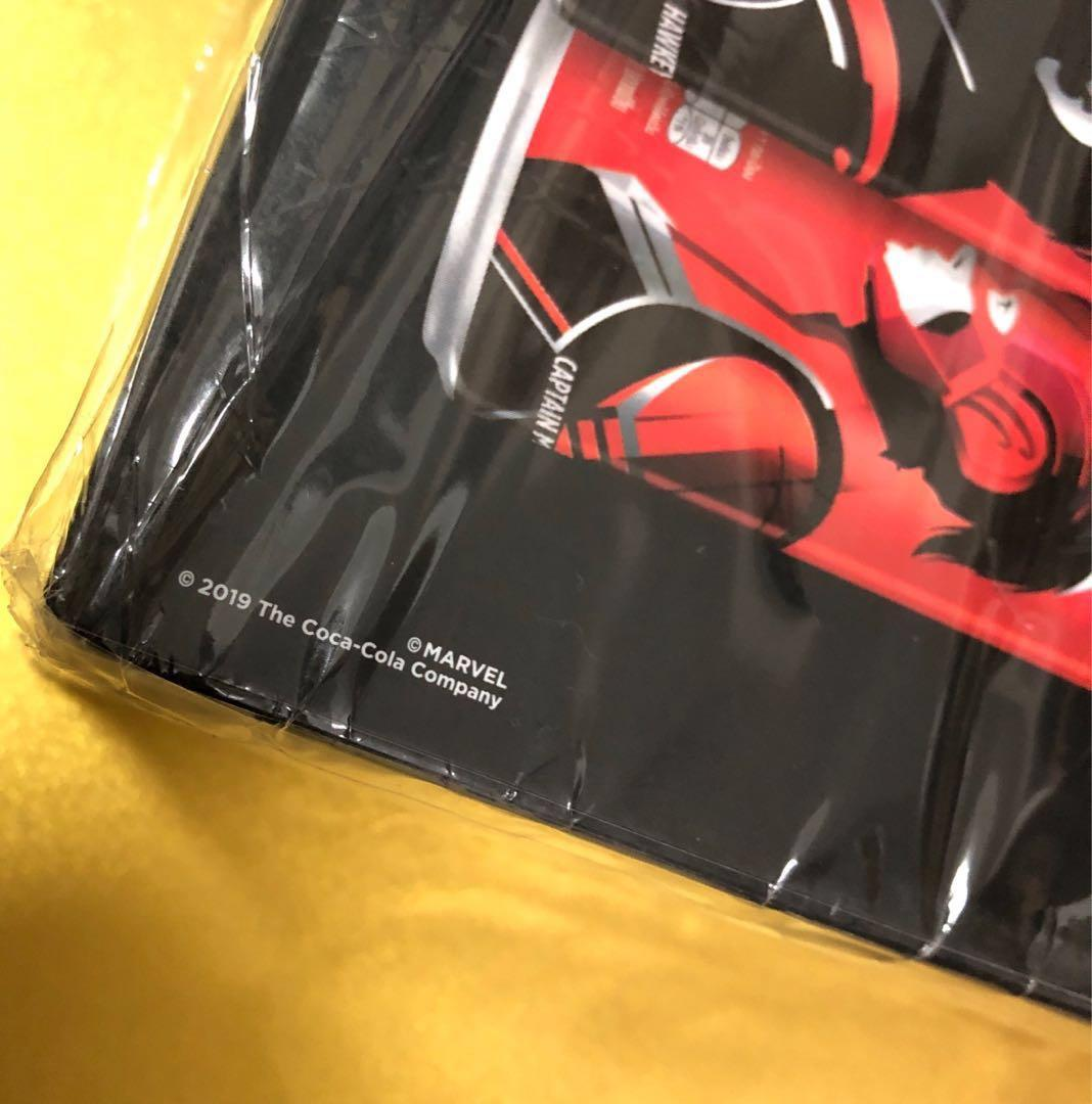 罕有全新未開封彩盒版復仇者聯盟4 可口可樂 NEW Coke Zero x Avengers Endgame Thailand Limited Box set