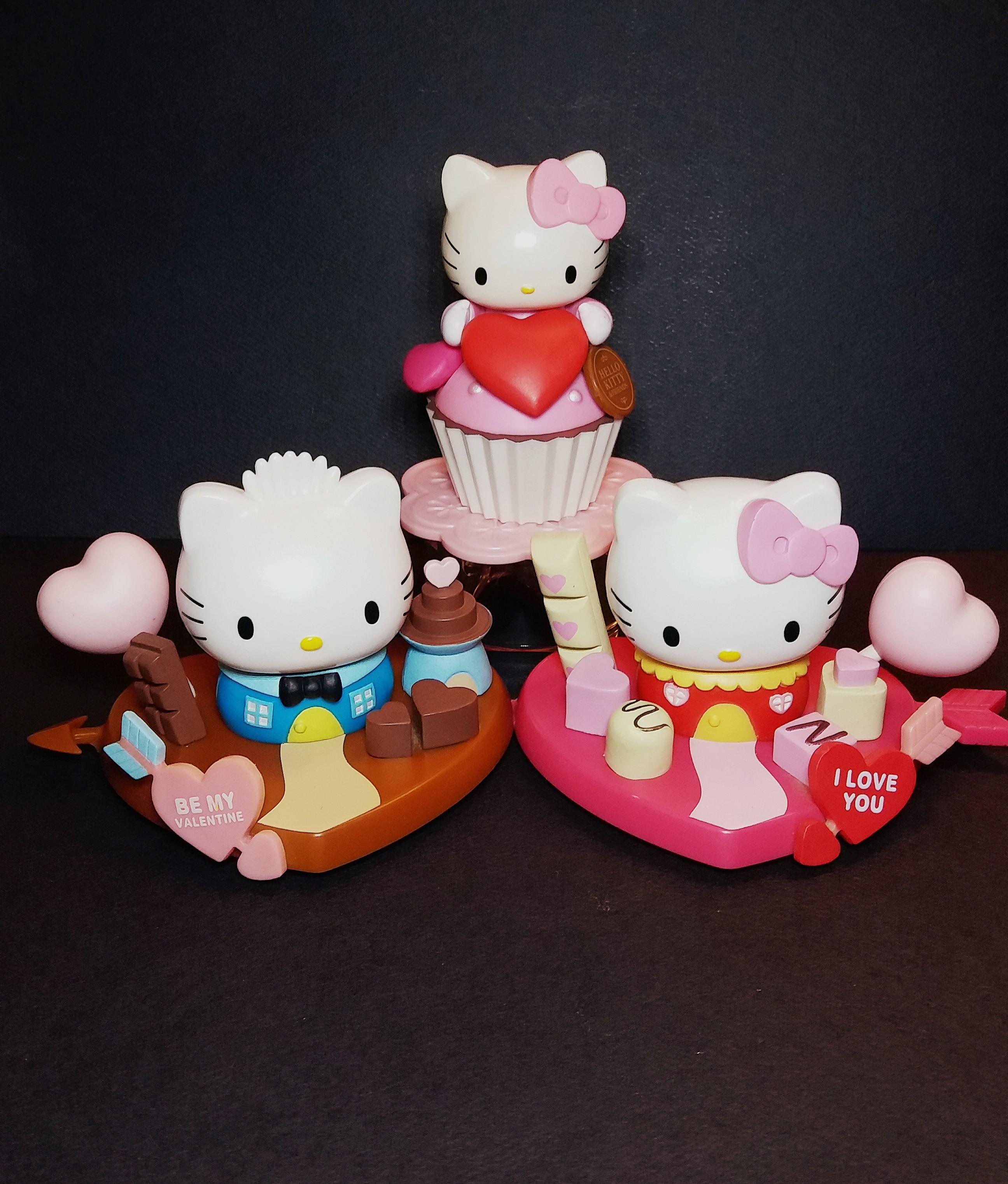 7-11 Hello Kitty:新舊如圖,特價$48,不散不議,有意pm。