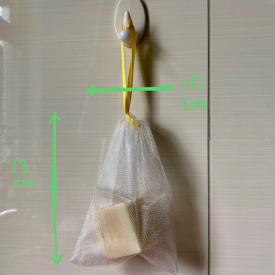[包郵]手工皂/洗面皂/起泡網袋