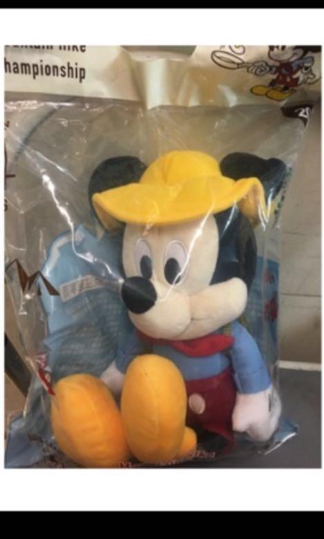 ✨限量!迪士尼米奇玩偶✨