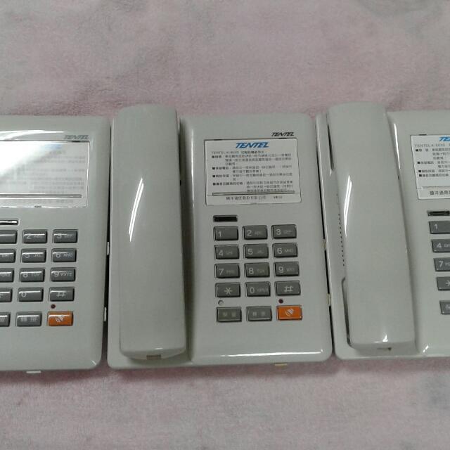 國洋通信單話機
