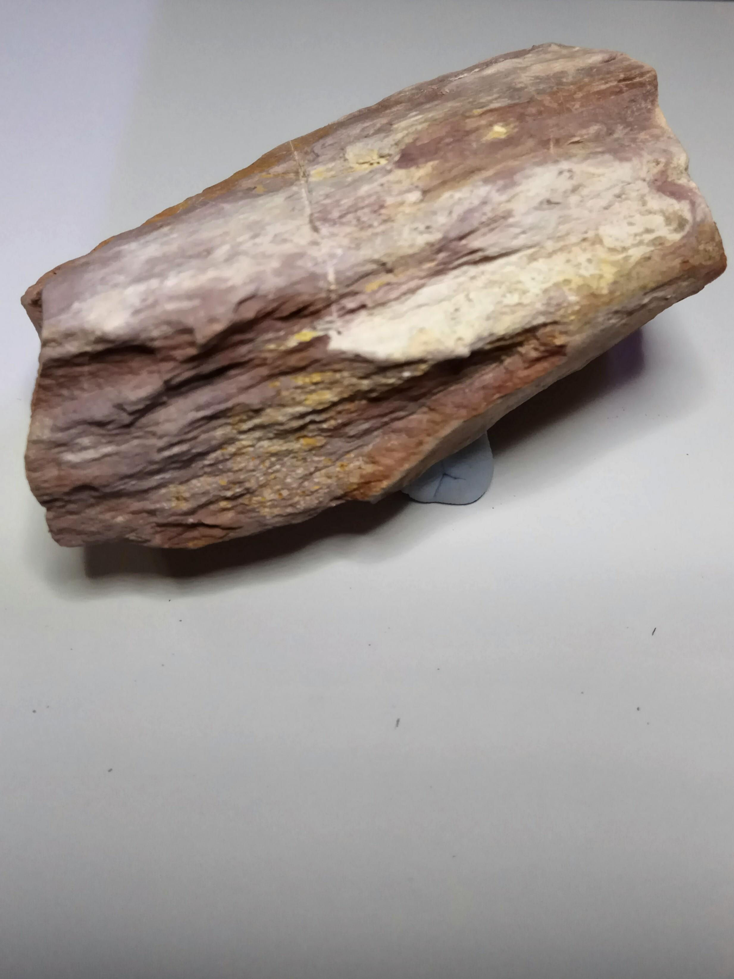 [水晶奇石] 粉紅色 沉積岩 標本