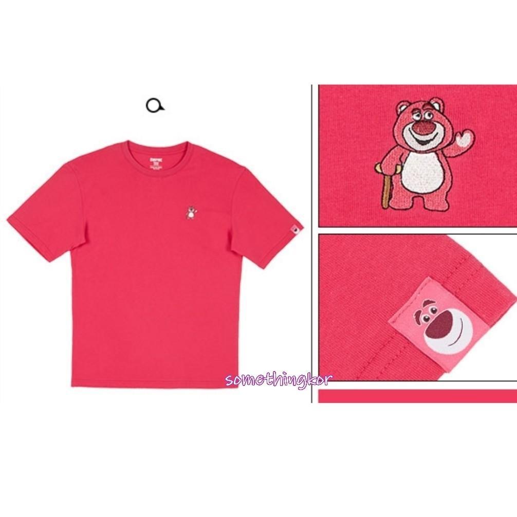 韓國 Korea SPAO x Toy Story Tee 男女共用款 上衣