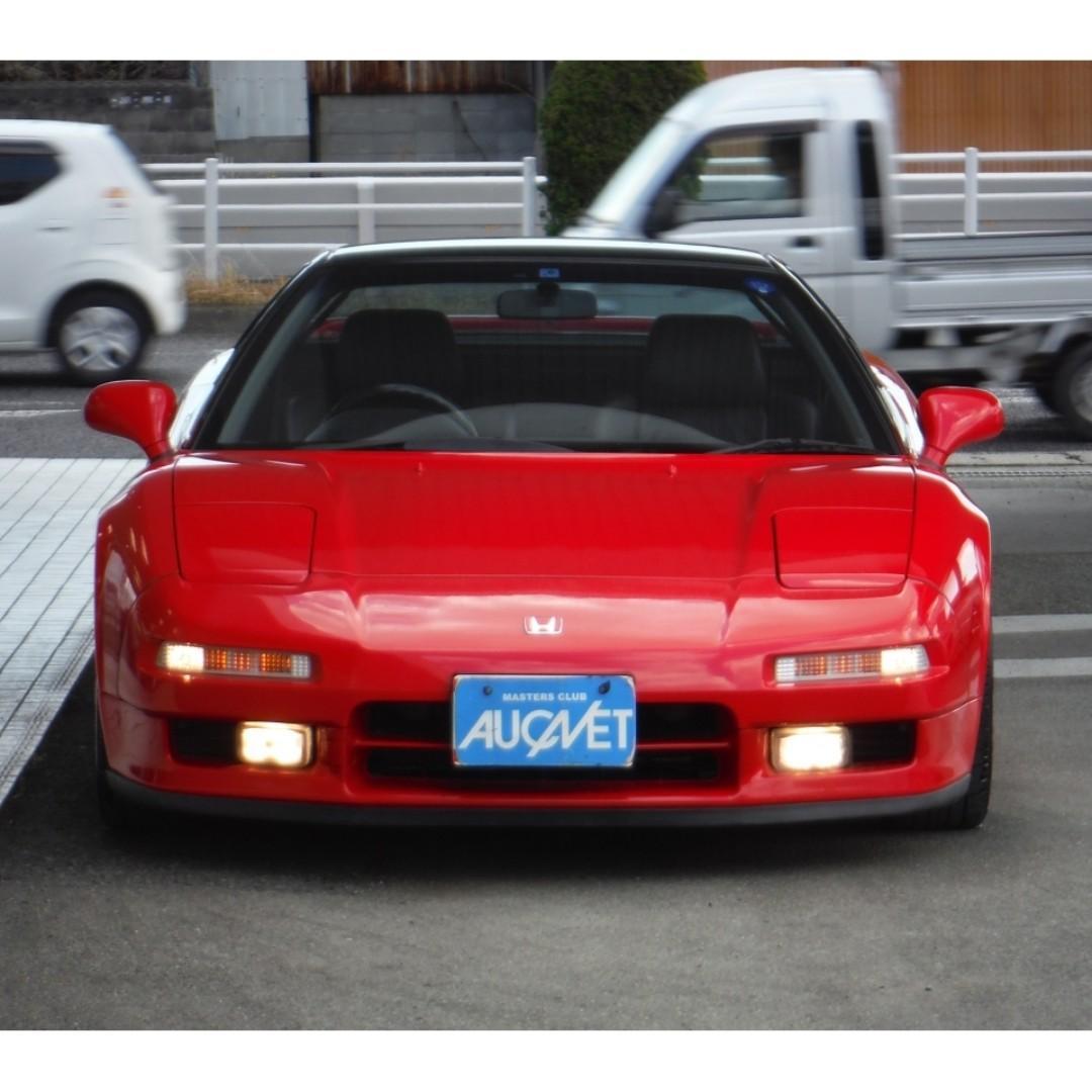 日本汽車代購 1991 HONDA NSX NA1