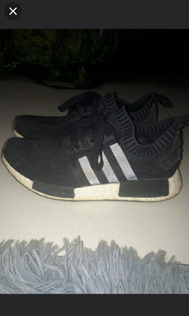 new style d4f04 acbea adidas NMD Winter Wool R1 PK