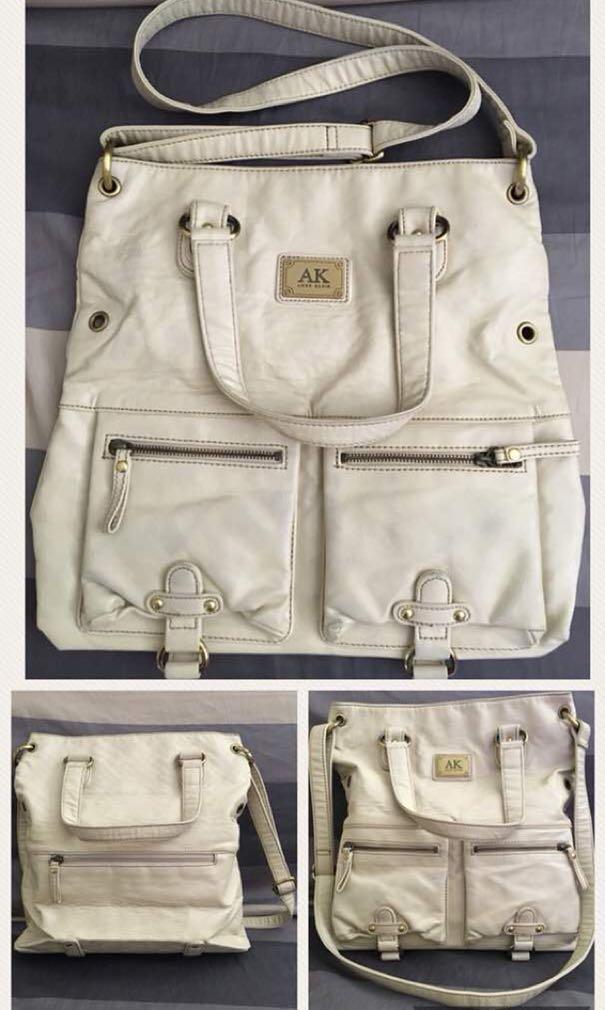 f6195dae1a3a9 Anne Klein (AK dual function bag)