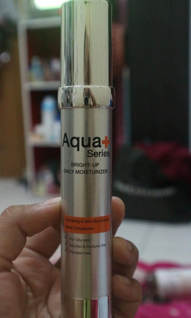 Aqua+ Series Bright Up Moisturizer