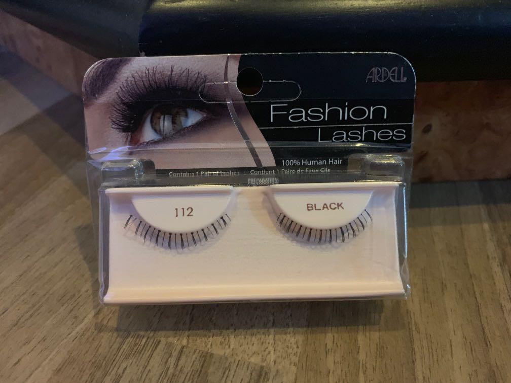 716fdde3857 Ardell False Eyelashes #112, Health & Beauty, Makeup on Carousell