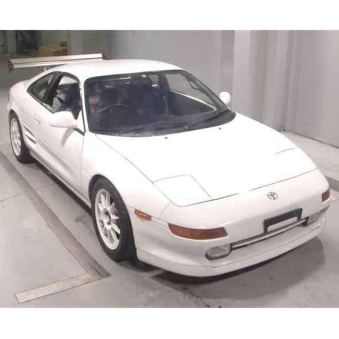 日本汽車代購服務 1995 TOYOTA MR2 SW20 GT-S