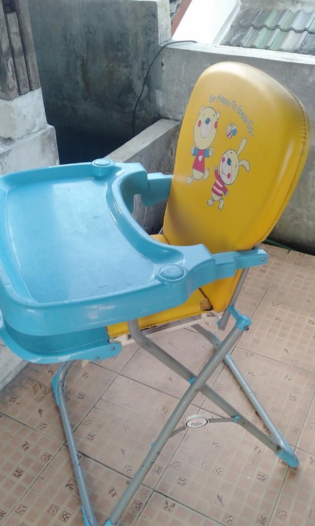 Baby Chair / Kursi makan bayi Babydoes