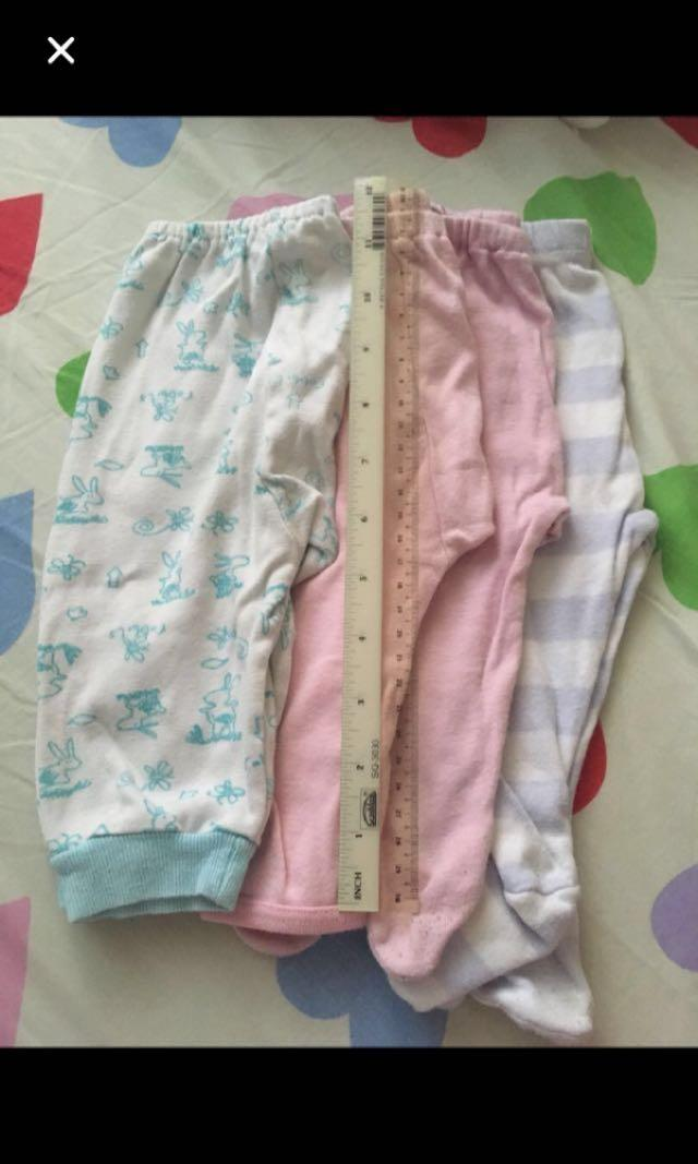 Baby clothings (bless price per pc at $1/-)