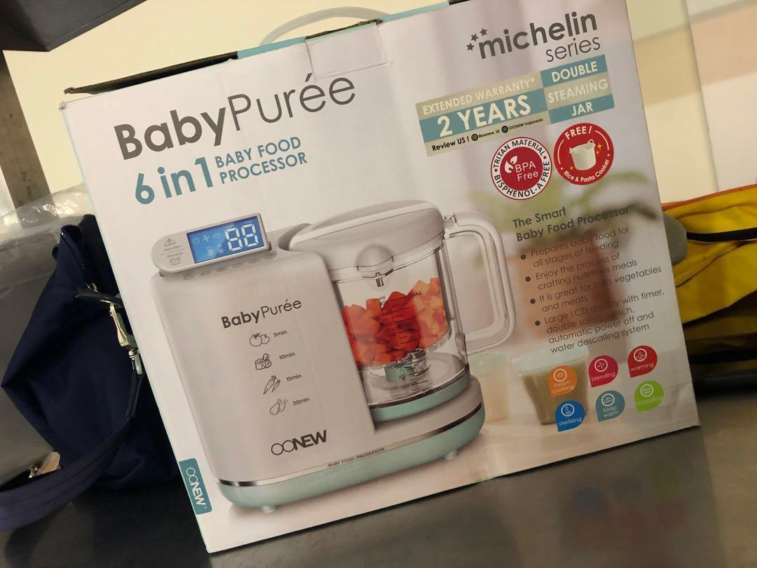 Baby pure 6 in 1 oonew