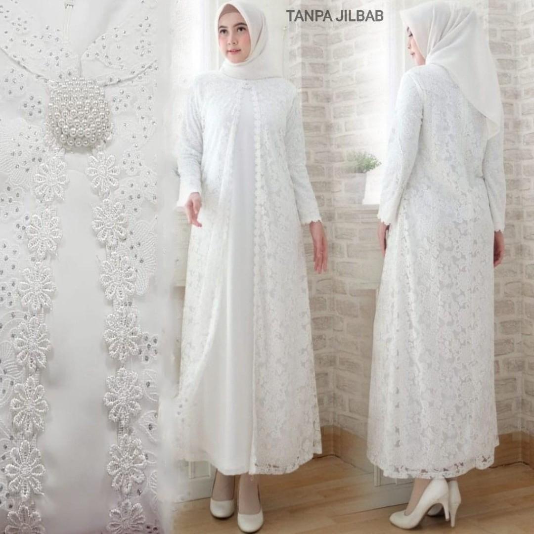Baju Gamis Putih Untuk Umroh - Berita Umroh Haji  UmrohHajiNews.com
