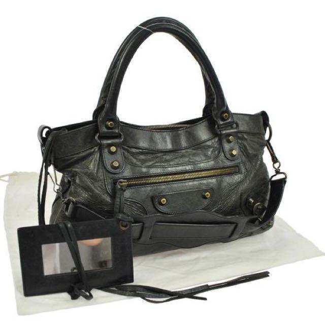 Balenciaga First Bag, Luxury, Bags