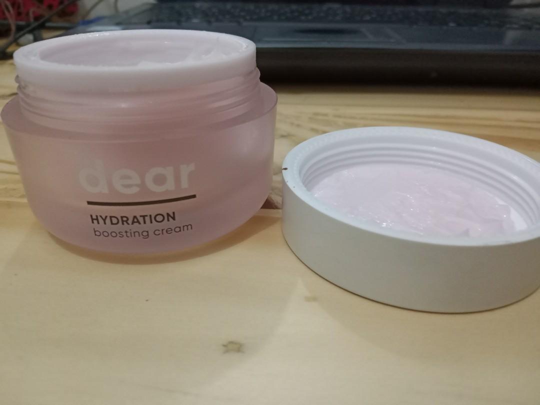 #mauvivo Banila Co Boosting Hydrating Cream