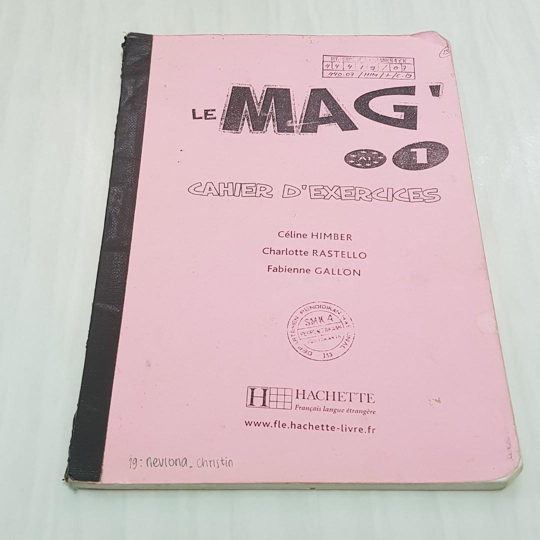 #BAPAU Le Mag Prancis