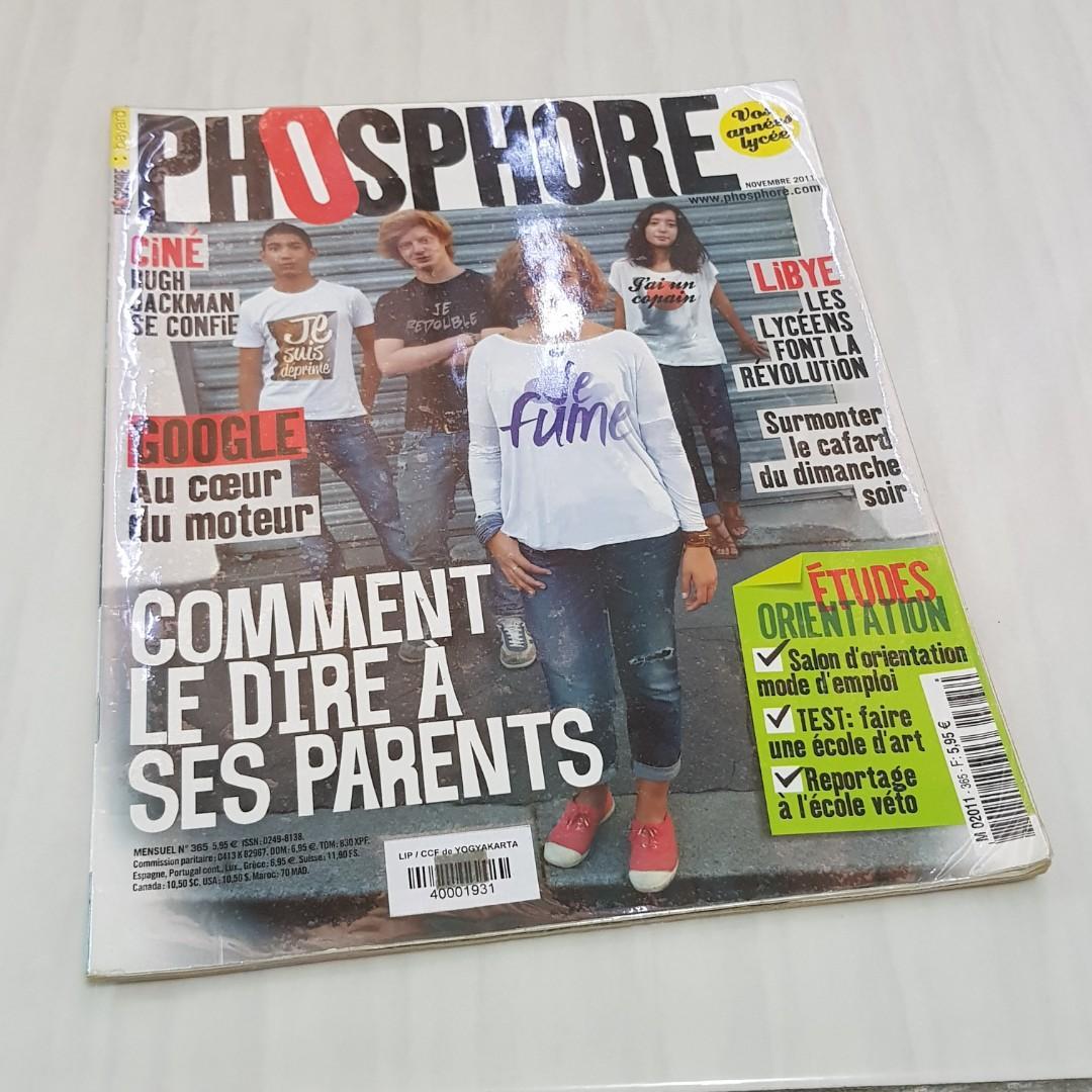 #BAPAU Majalah Phosphore