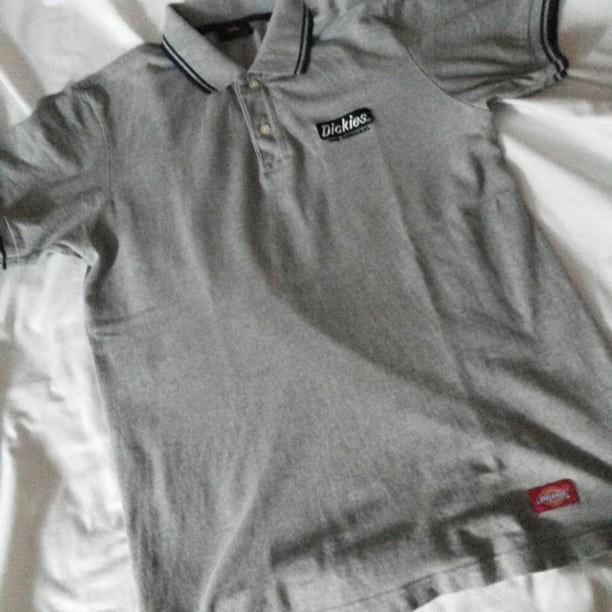 #BAPAU Tshirt Polo Dickies