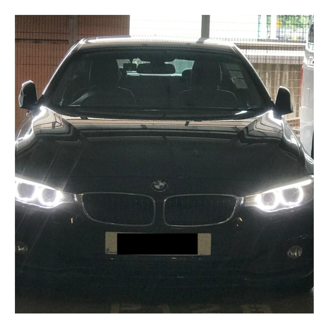 BMW 420I GRAN COUPE 2014