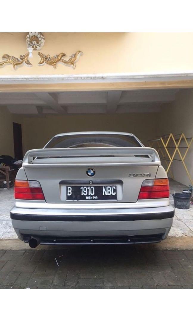BMW E36 323i Tahun 1996