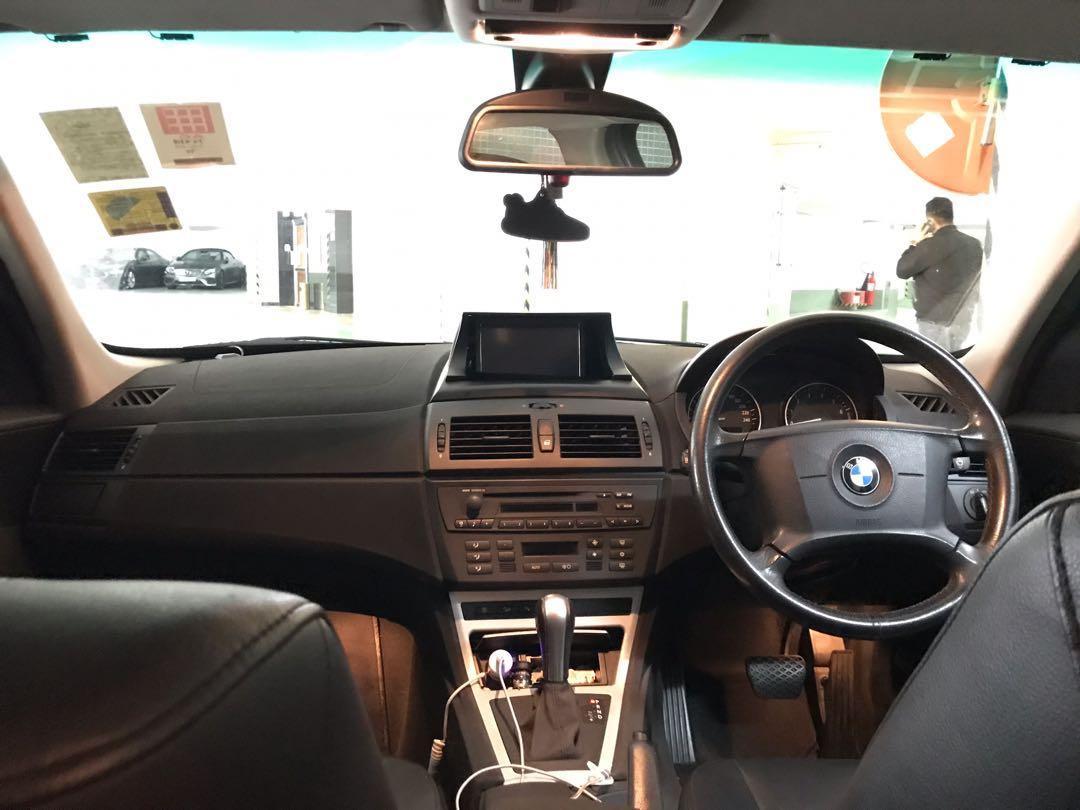 BMW X3 2.5 2007