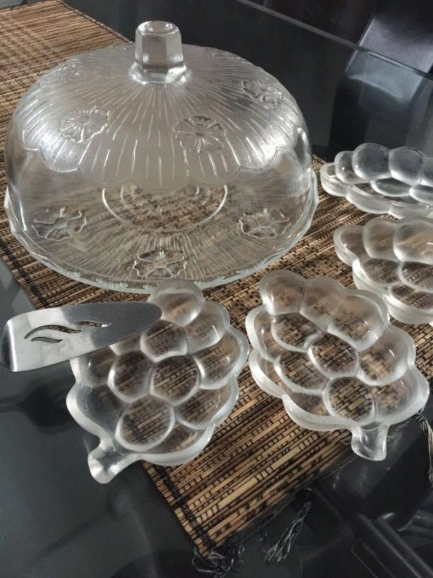 Cake Server Set