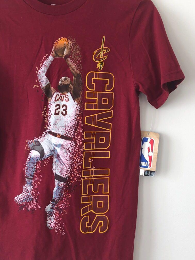 Cleveland cavaliers Lebron James tshirt