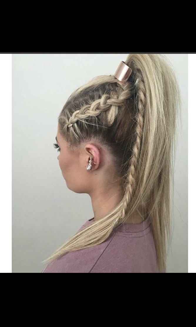 Clip in Pony Extension