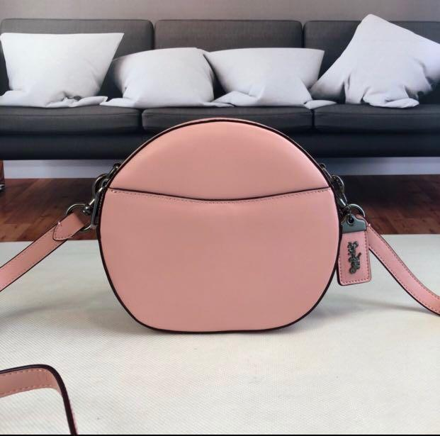 Cute Coach Round Sling Bag #OYOHOTEL